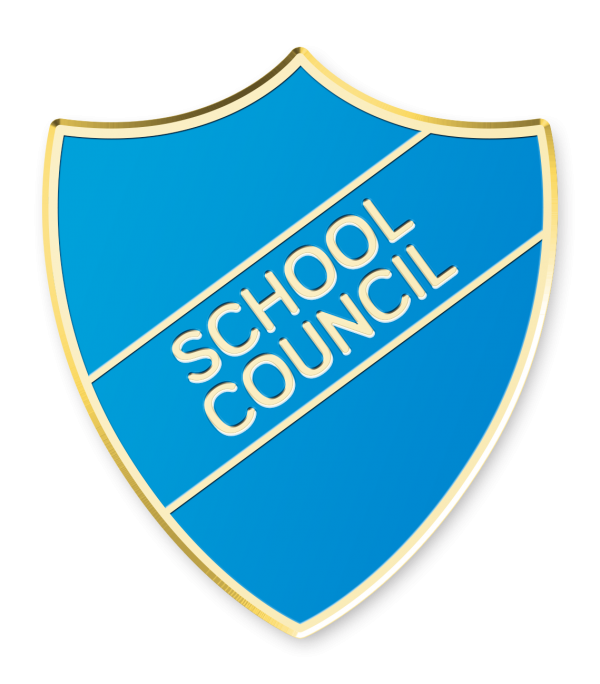 School Council Shield School Badges - Made by Cooper