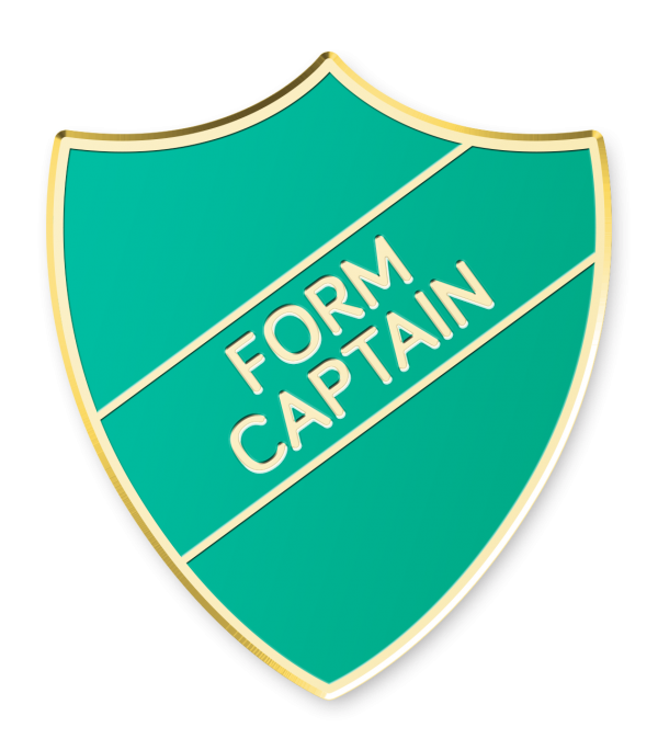 Form Captain Shield - Made by Cooper