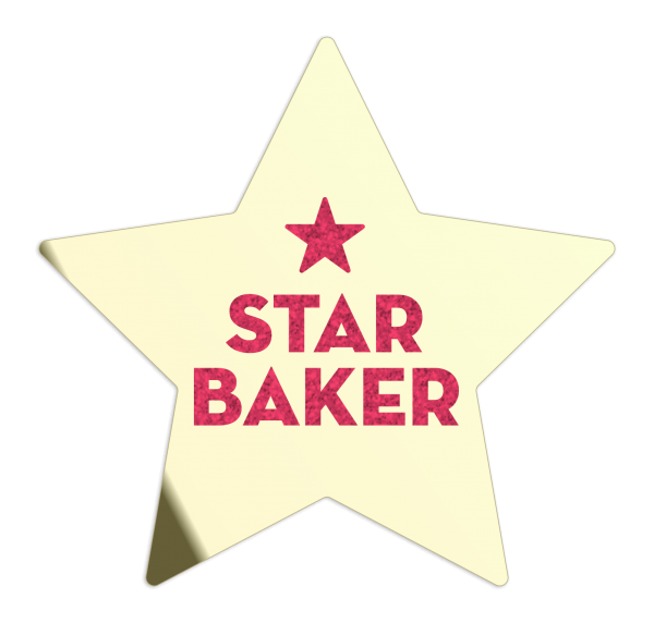 Star Baker Made By Cooper